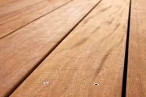 Garapa Decking Wood